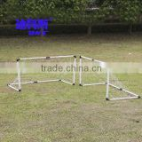 Soccer goal set :disassembly customized mini football goal with ball