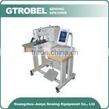 High-speed Direct Drive Electronic Bar Tacking Button Attaching Machine