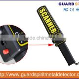 Guard Spirit hand held metal detector md3003b1,manufacture diamond detector machine