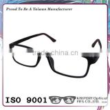 Classic style vivid mat color carbon fiber material frame reading glasses
