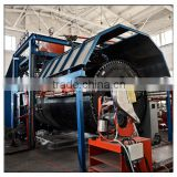INquiry about GRP continuous winding pipe machine