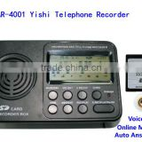 Telephone recorder mini voice recorder Standalone supports 32G SD