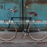 Good quality retro vintage Road Bicycle for men/700C steel 8 speed cheap bike racing bicycle price KB-CB-M16048