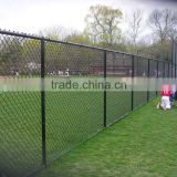 Galvanized high quality chain link fence factory price                                                                                                         Supplier's Choice