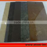 shining PVC shoe soling sheet cheap sole sheet from Atom Shoes Material Limited