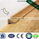 high quality 12mm / 8mm hdf laminate floor edging strip