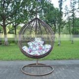 Outdoor Leisure net hanging chair rattan swing chair