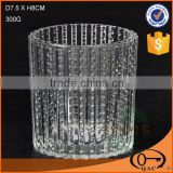 Hot sale Pressed Machine Made glass cup wine cup                                                                                                         Supplier's Choice