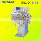 8 Color Automatic Golf Ball Pad Printing Machine