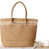Wholesale Beach Bags and Large Straw Bags Straw Beach Tote Bags