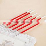 2015 Hot Sell 6pcs kolinsky acrylic nail brush