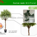high quality artificial banyan tree/artificial decorative ficus tree/simulation banyan tree/fake banyan tree