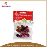 The best choice plastic beads, DIY beads