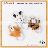 M0260 Designs new arrival Supply Worldwide Store,New Dog Toys Pet Puppy Chew Squeaker Squeaky Plush toy