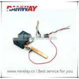 RAMWAY mini relay 12v, DS902E SPST epoxy latching relay, meter switch, INA meter relay