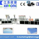 PVC Wave Tile Extrusion Line plastic roof tile making machine china