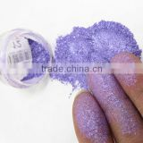 Cosmetic glitter pigments Various rainbow glitter powder for wholesale