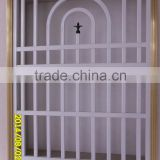 6063 series Extrusion Aluminum profile for security bars for windows