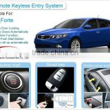Lock/Unlock Doors Automatically Start Cars No Key For Kia Forte