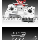 FQ777 -124 Pocket Drone Quadcopter With Switchable Controller