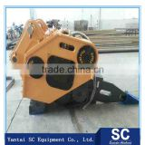 hydraulic vibro hammer hydraulic vibro breaker hydraulic vibrating ripper Higher Efficiency for sale
