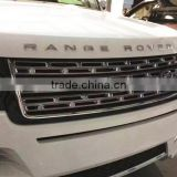 SVR style grille fender vent for 2013-2016 year range-rover vogue