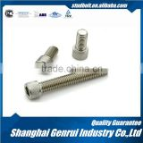 Supplier from China GT M10 Carbon Steel Grade 10.9 Black Oxide Stuff Screw