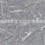 Sunny gray marble tile full polished porcelain glazed tiles for perfume shop interior design cement tiles manufacturing machines