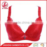 Wholesale factory new sexy lady underwear breathable push up bra new style bra and panty