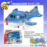 INquiry about Chuangfa toys--Battery operated plane, musical airplne toys