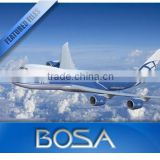 Air freight forwarding agent from China to Boston