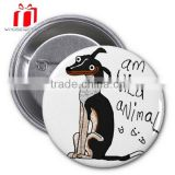 Tin Badge With Card Package/button Badges/promotional Gifts/badges