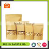 Paper bag kraft food grade for Whole Wheat Flour Packaging