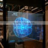 50 inch Interactive touch foil touch screen foil stable touch, well-positioned, single and multi touch points
