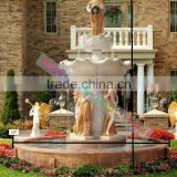 marble garden ornaments fountain