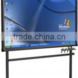 High quality factory OEM ODM SKD price interactive projector touch screen/portable interactive whiteboard