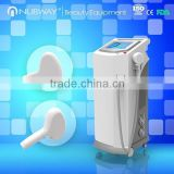 Effective treatment Semiconductor+Water+Air cooling 808 nm diode laser hair removal beauty equipment