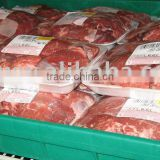 FROZEN HALAL BEEF / BUFFALO BONELESS MEAT (FQ CUTS / HQ CUTS / CPMPENSATED 60/40)