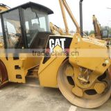 Used Caterpillar CB564D Compactor /Cat CB543D-XW CB34 CB-534D-XW Double Drum Road Roller