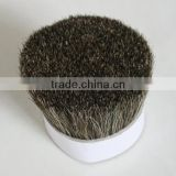 for paintbrush high quality china pig hair mix bristle mix solid polyester filament