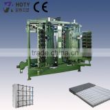 less labor cost polyurethane sandwich panel production line plc control