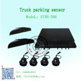 12V&24V truck LED  parking sensor 、  LED  parking sensor Detection range of 5 m