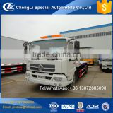 Left hand drive 5 ton 6 ton 7 ton 8 ton towing weight flat bed heavy duty tow truck under lift wrecker truck