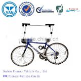 strong and durable ceiling mount hook bike lift