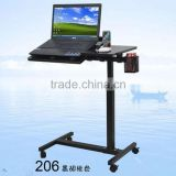 High quality useful hot-sale adjusting floor Laptop Stand,Table, for bed, sofa