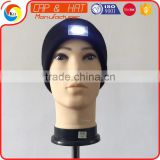 Winter Warm Led Light Beanie Hats Caps Cheap Price