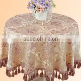 Table cloth / cloth luxury European style round / oval table cloth / cloth cloth cloth custom TV cabinet