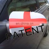 printing fabric car mirror flag(cover)