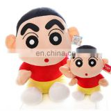 2014 cute plush Crayon Shin-chan toy