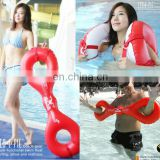 8 Shape Multifunction Inflatable Swimming Ring